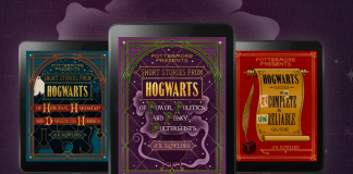 Harry Potter E-Books