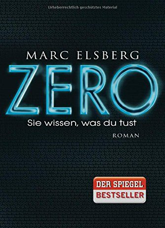 Marc Elsberg, ZERO, Rezension