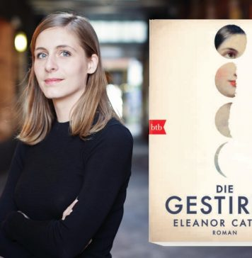 Die Gestirne, Eleanor Catton, Rezension