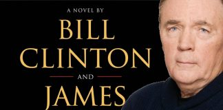 Bill Clinton, James Patterson, Roman