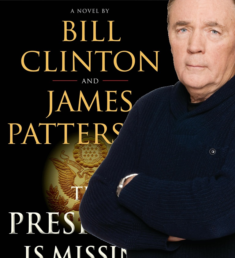 bill clinton und james patterson polit thriller erscheint. Black Bedroom Furniture Sets. Home Design Ideas